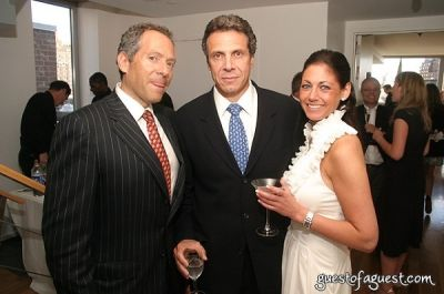 ethan penner in Andrew Cuomo Fundraiser