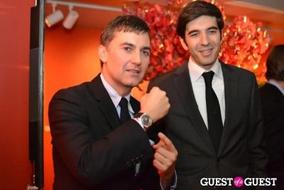 euan rellie in Roger Dubuis Launches La Monégasque Collection - Monaco Gambling Night
