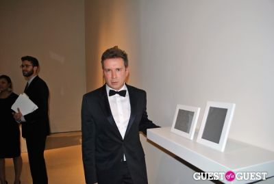eugene sadovoy in Guggenheim International Gala