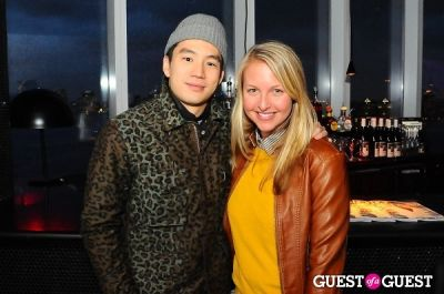 melissa little in Details and Lacoste Present 'Street Knowledge' Book Launch