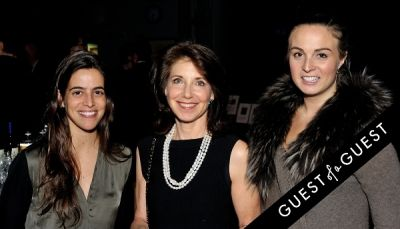 eliza robie in 92Y's Emerging Leadership Council second annual Eat, Sip, Bid Autumn Benefit