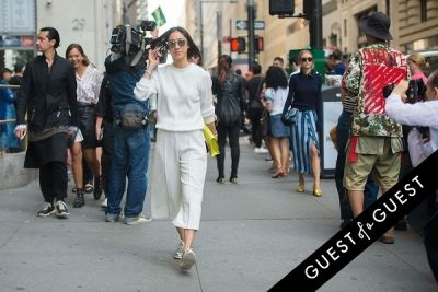 eva chen in Fashion Week Street Style: Day 4