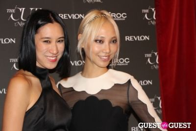 eva chen in New York magazine and The Cut's Fashion Week Party
