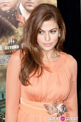 eva mendes in The Place Beyond The Pines NYC Premiere
