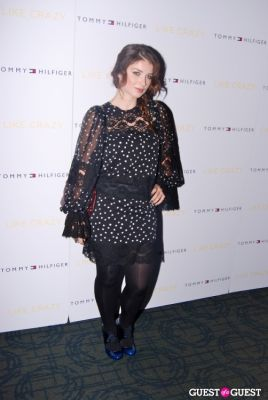 eve hewson in LIKE CRAZY Premiere
