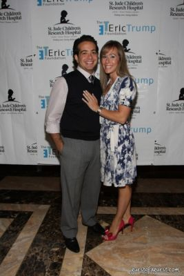 dyan levy in The Eric Trump Foundation's Third Annual Golf Invitational for St. Jude Children's Hospital
