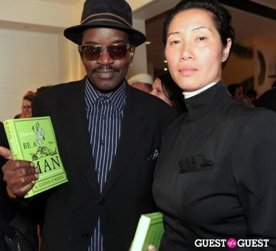 fab five-freddy in How To Be A Man Book Launch