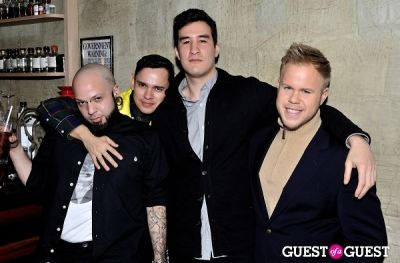 fabio fernandez in Menswear Dog's Capsule Collection launch party