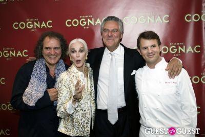 carmen dell-orefice in Brasserie Cognac East Opening