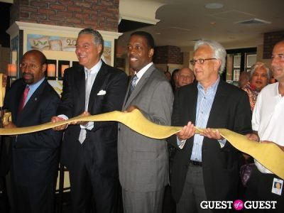darrell clarke in Serafina Philadelphia Grand Opening Party