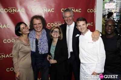 florian hugo in Brasserie Cognac East Opening