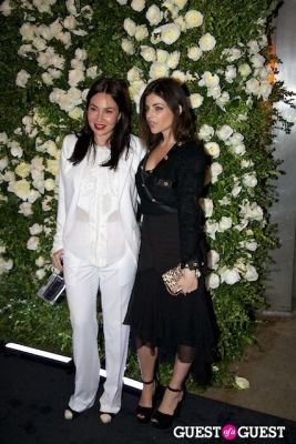 fabiola beracasa in Chanel Tribeca Film Festival Dinner