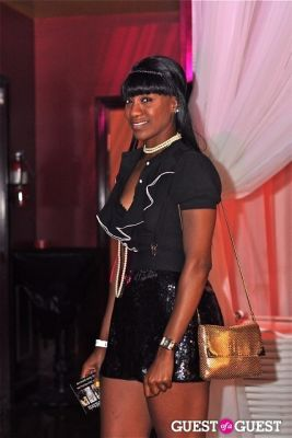 fabiola elie in Caring With Style: Pre-Emmys Fashion Show For Charity