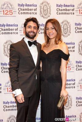 fabrizio verga in Italy America CC 125th Anniversary Gala