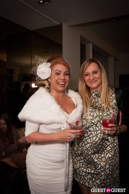 gordana gehlhausen in Decades & Bea Szenfeld Art & Fashion  Hosted by B. Åkerlund