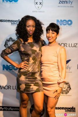 fancy acholonu in Art Heart's Fashion Event