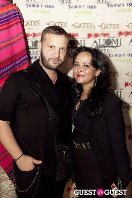 naomi melati-bishop in Aliomi Launch Party