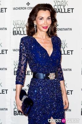 fe fendi in NYC Ballet Spring Gala 2013