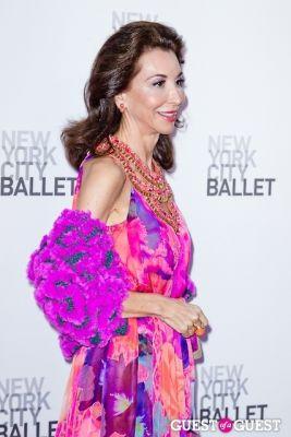 fe fendi in New York City Ballet's Fall Gala
