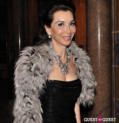 fe fendi in American Ballet Theatre Fall 2011 Opening Night Gala