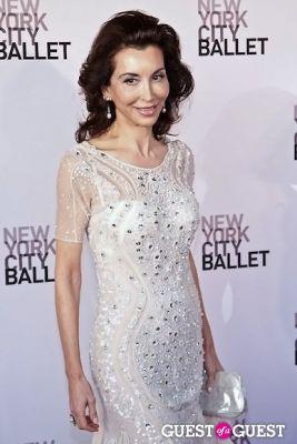 fe fendi in New York City Ballet's Spring Gala