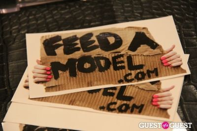 """feed a-model in Feed A Model Presents: """"The City"""""""