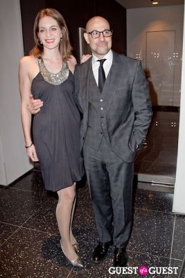 stanley tucci in Avion Espresso Presents The Premiere of The Company You Keep