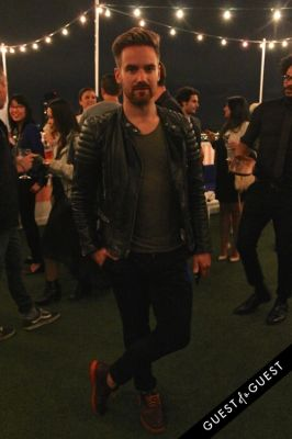 felix kunze in NYFW Style From the Tents: Street Style Day 6