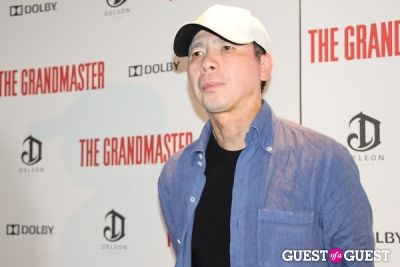 feng xiaogangi in The Grandmaster NY Premiere
