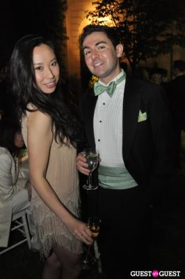 fenglin zhao in Frick Collection Spring Party for Fellows