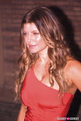 fergie in Glamour - Women of the Year 2010