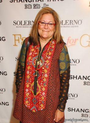 fern mallis in Falling For Grace NYC Premiere