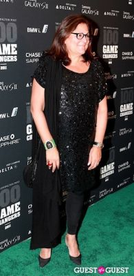 fern mallis in 2011 Huffington Post and Game Changers Award Ceremony