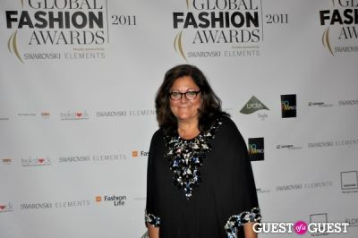 fern mallis in WGSN Global Fashion Awards.