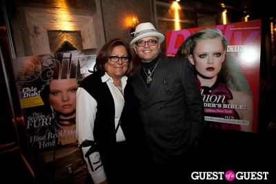 fern mallis in Launch of Chic Report Party