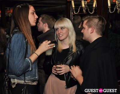 fernanda ferrario in United Bamboo after party at The Jane