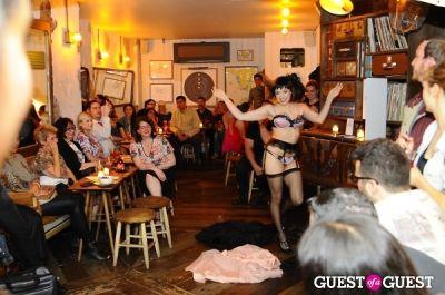 fifi la-flea in Book Release Party for Beautiful Garbage by Jill DiDonato