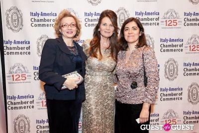 filomena clelia-di-rienzo in Italy America CC 125th Anniversary Gala