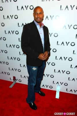 finesse mitchell in Grand Opening of Lavo NYC