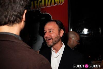 fisher stevens in John Leguizamo's Ghetto Klown - Opening  Night on Broadway