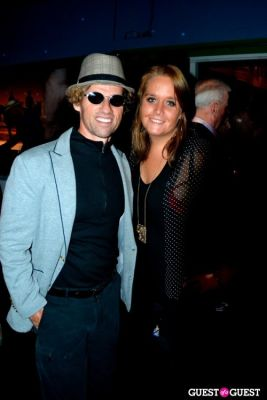 fitzie in Veronica Webb and Chris Del Gatto celebrate their Hamptons Cover