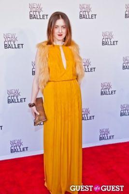 flavia masson in New York City Ballet's Spring Gala