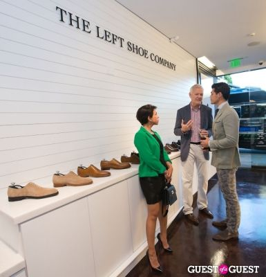 patrick mayworm in The Left Shoe Company & KCRW: The Inaugural Music Series