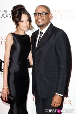 forest whitaker in The Butler NYC Premiere