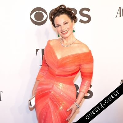 fran drescher in The Tony Awards 2014