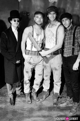 francesco belcaro in The Gangs of New York Halloween Party