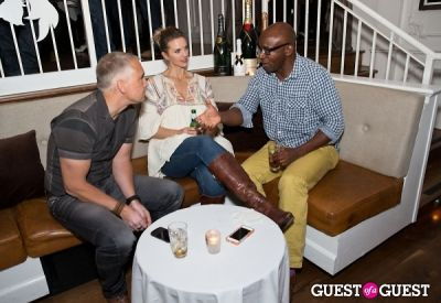 francis okwu in Belvedere and Peroni Present the Walter Movie Wrap Party