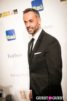 francisco costa in Brazil Foundation Gala at MoMa