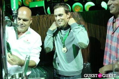 franck evers in Heineken & the Bryan Brothers Serve New York City