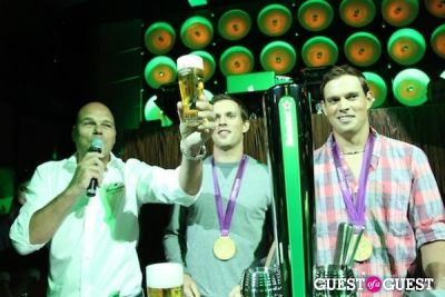 Heineken & the Bryan Brothers Serve New York City